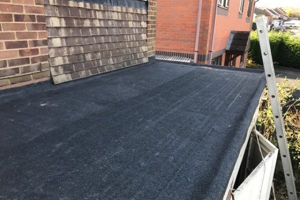 Domestic Complete Flat Roof Replacement