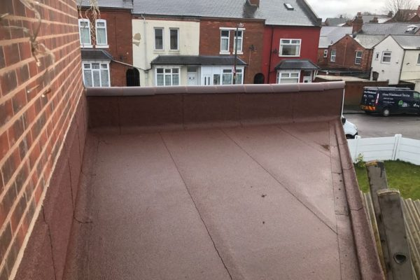Domestic Flat Roof Replacemen And Tiled Roof Repairs