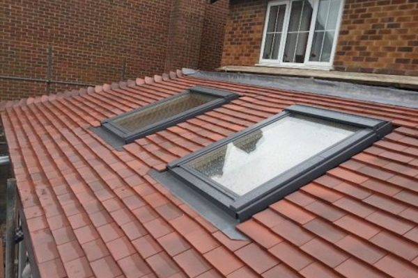 Velux Window Fitting Local Roofing Services