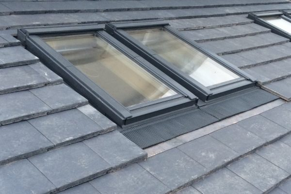 Velux Window Fitting - Local Roofing Services